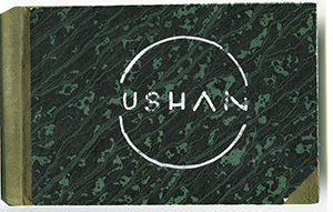 Carnet Croquis 'USHAN'