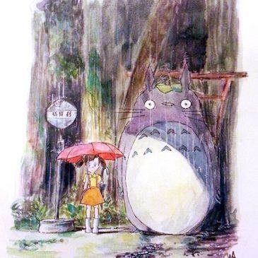 Pourquoi Totoro?