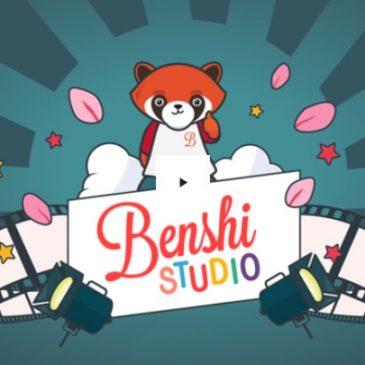Benshi Studio – des films des films!