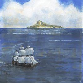 Île Pirate #1