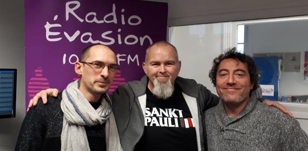 Passage Radio Evasion – INSTANT C