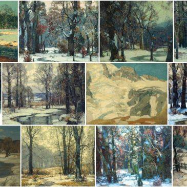 John Fabian Carlson – Peintre