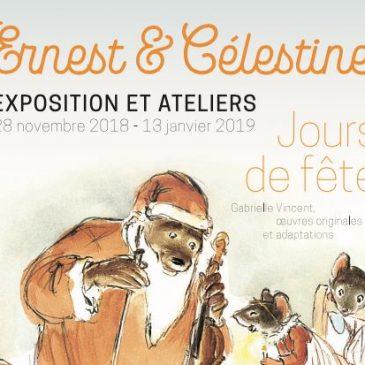 Exposition Ernest & Celestine