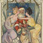 Le Rouge du Père Noël
