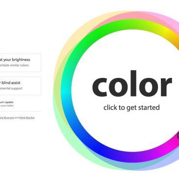 Un jeu pour tester sa vision des couleurs