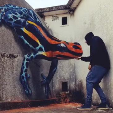 géolocaliser du street art