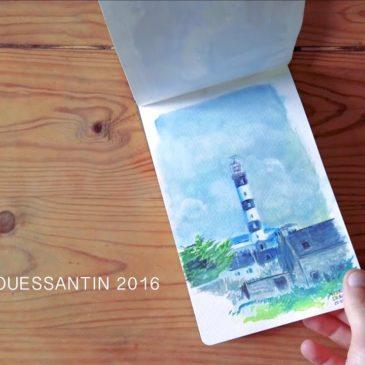 Carnet Ouessantin 2016