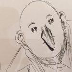 Leçon de dessin par Manu Larcenet