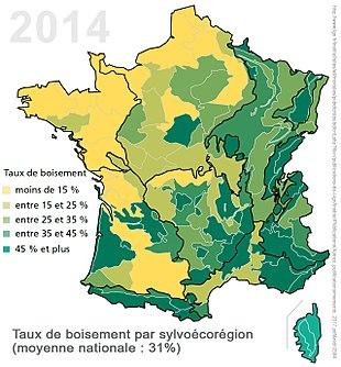 Forêts françaises