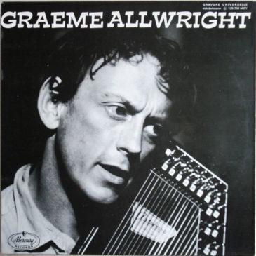 Graeme Allwright s'est éteint