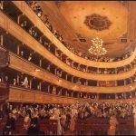 Gustav Klimt – Old Burgtheater