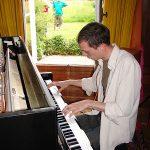 Jardifoliz en piano solo