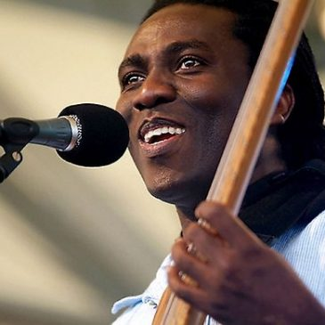 Richard Bona  bassiste et chanteur
