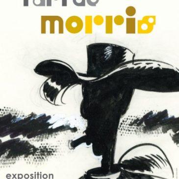 Morris – l'homme qui dessinait plus vite que son ombre