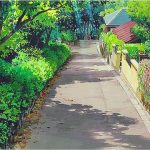 Les paysages de Miyazaki