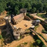 Guédelon – un château en construction