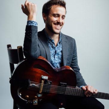 Gilad Hekselman jazz confiné