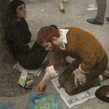 Gely Korzhev – peintre