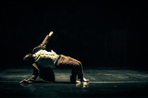 Andres Labarka – corps en mouvement