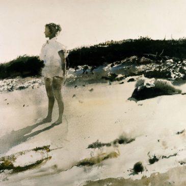 Les Aquarelles d'Andrew Wyeth