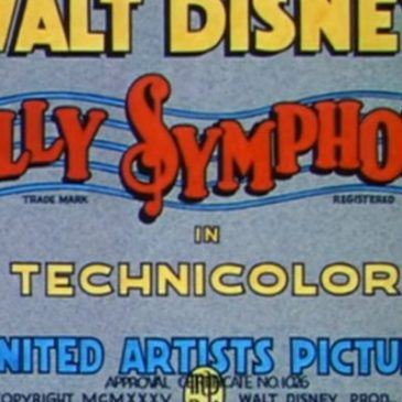 Silly symphonies – Disney