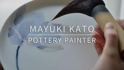 Peinture sur Céramique