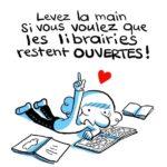 Soutien aux petits libraires