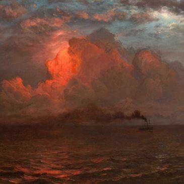 Frederic Edwin Church – aurore boréale